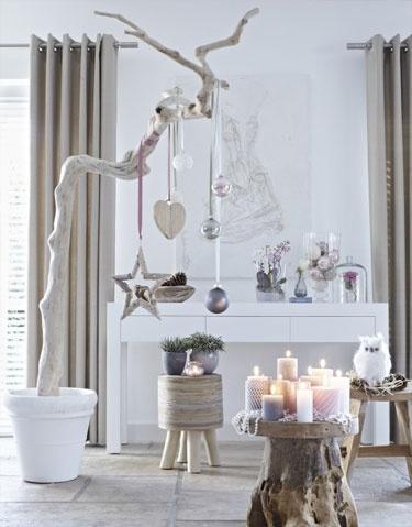 T l vision d ici blogue faites part de vos - Decoration de noel interieur maison ...